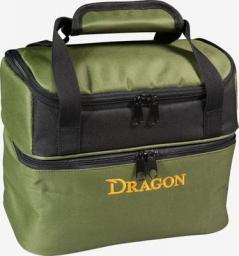 Dragon Fishing Pojemnik karpiowy z coolerem Dragon 28x18x21cm 97-09-020