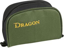 Dragon Fishing Jednokomorowy pokrowiec na kołowrotek Dragon 18x9,5x13cm 97-05-001