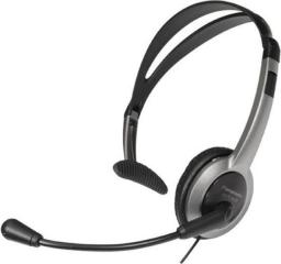 Słuchawki z mikrofonem Panasonic TCA430 (RP-TCA430E-S)