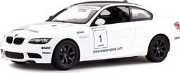 Rastar BMW M3 1:14 RTR (zasilanie na baterie AA) - Biały