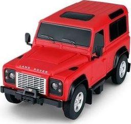 Rastar Land Rover Denfender 1:24 RTR (zasilanie na baterie AA) - Czerwony