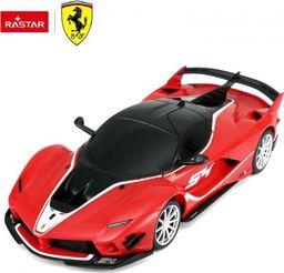 Rastar Ferrari FXX K EVO 1:24, RTR (zasilanie na baterie AA) - Czerwony