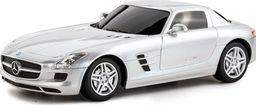 Rastar Mercedes-Benz SLS AMG 1:24 RTR (zasilanie na baterie AA) - Srebrny