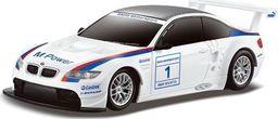 Rastar BMW M3 1:24 RTR (zasilanie na baterie AA) - Biały
