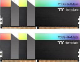 Pamięć Thermaltake Toughram, DDR4, 16 GB,3200MHz, CL16 (R009D408GX2-3200C16A)