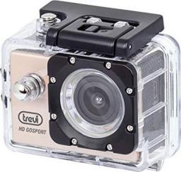 Kamera Trevi Kamera sportowa Trevi GO2200 S2 gold