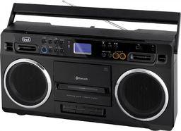 Radioodtwarzacz Trevi Boombox Trevi RR504 BT kaseta/BL/USB/SD black