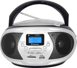 Radioodtwarzacz Trevi Boombox Trevi CMP548 CD bluetooth USB SD Radio MP3 black