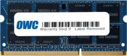 Pamięć dedykowana OWC DDR3, 2 GB, 1066 MHz, CL7  (OWC8566DDR3S2GB)