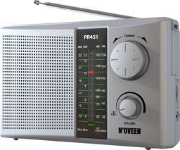 Radio Noveen Radio przenośne Noveen PR451 Silver