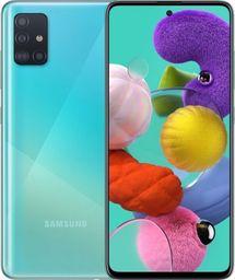 Smartfon Samsung Galaxy A51 128GB Dual SIM Niebieski (SM-A515FZB)