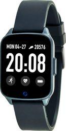 Smartwatch Rubicon RNCE42 DIBX 01AX Granatowy