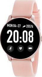Smartwatch Rubicon RNCE40 RIBX 01AX Różowy