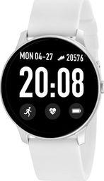 Smartwatch Rubicon RNCE40 SIBX 01AX Biały