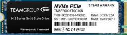 Dysk SSD Team Group Team 128 GB M.2 2280 PCI-E x4 Gen3 NVMe (TM8FP6128G0C101)