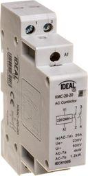 Kanlux Stycznik modułowy 20A 2Z 0R 230V AC KMC-20-20 23240
