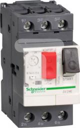 Schneider Electric Wyłącznik silnikowy 3P 0.75kW 1.6-2.5A PL (GV2ME07AP)