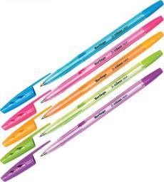 Berlingo Długopis Kulkowy Tribase Orange 0,7mm Zielony