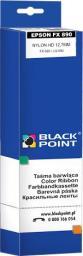 Black Point Taśma barwiąca KBPE350 Ribbon (Epson C13S015637) czarny