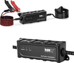 MSW Prostownik ładowarka akumulatorowa z trybem konserwacji 15 W 6/12 V 1/1 A