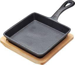 Patelnia KitchenCraft do serwowania Żeliwna 15cm