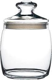 Pasabahce Słoik z pokrywką szklany  0,5 L Pojemnik na żywność