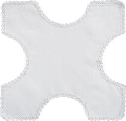 Jedeka Serwetka na pieczywo biała Jedeka uniwersalny