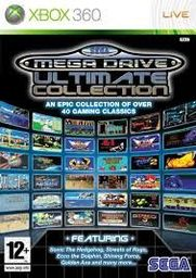 Sega Mega Drive Ultimate Collection ENG (X360)