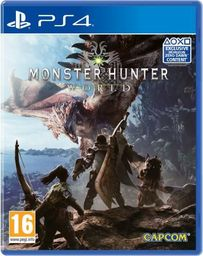 Monster Hunter World PL/ENG (PS4)
