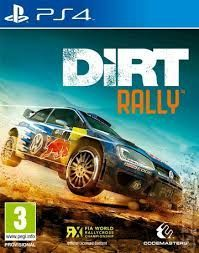 DIRT Rally ENG (PS4)