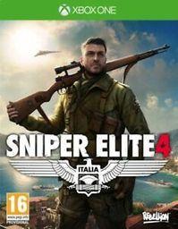 Sniper Elite 4 Italia PL/ENG Xbox One