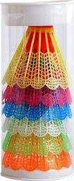 Teloon Lotki do Badmintona TB021 TELOON plastik 6 szt uniwersalny