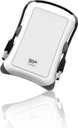 Dysk zewnętrzny Silicon Power HDD Armor A30 2 TB Biały (SP020TBPHDA30S3W)