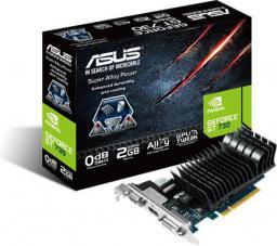 Karta graficzna Asus GeForce GT 730 2GB GDDR3 (64 bit) VGA, DVI, HDMI (GT730-SL-2GD3-BRK)