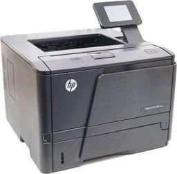 HP HP LaserJet PRO 400 M401DN Drukarka Laserowa Duplex Sieć od 10 do 30 tysięcy stron uniwersalny