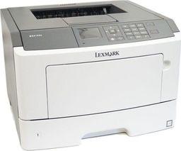 Lexmark Lexmark MS415dn Drukarka Laserowa Duplex Sieć Przebieg od 50 do 100 tysięcy stron uniwersalny
