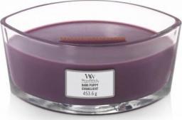 WoodWick świeca zapachowa Dark Poppy Elipsa 453,6g (76029E)