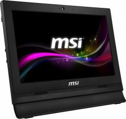 Komputer MSI PRO 16T 7M czarny