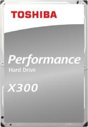 Dysk Toshiba HDWR21EUZSVA X300, 3.5, 14TB, SATA/600, 7200RPM, 256MB cache