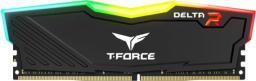 Pamięć Team Group Delta RGB, DDR4, 8 GB,2666MHz, CL15 (TF4D48G2666HC15BDC01)
