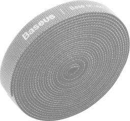 Organizer Baseus Rainbow Circle Velcro Straps 3m szary (BSU910GRY)