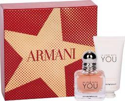 Giorgio Armani Zestaw Emporio Armani In Love With You