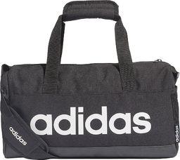 Adidas Torba sportowa Linear Logo Duffel Bag 11L czarna (FL3691)