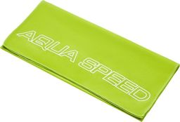 Aqua-Speed Ręcznik Microfibre Dry Flat 7044-04 zielony