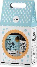 Yope YOPE Zestaw prezentowy Zimowe Ciasteczka (mydło do rąk 500ml+żel pod prysznic 400ml)