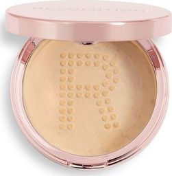 Makeup Revolution Conceal & Fix Setting Powder Puder sypki Medium Yellow 13g