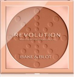 Makeup Revolution Bake & Blot Deep Dark