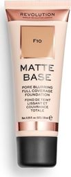 Makeup Revolution Matte Base Foundation F10 28ml