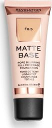 Makeup Revolution Matte Base Foundation F8.5 28ml