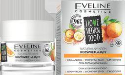 Eveline Eveline I Love Vegan Food Krem rozświetlający Camu Camu-Pomarańcza 50ml